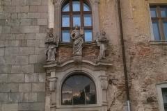 okno našeho pokoje