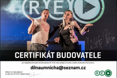 re-play-certifikát
