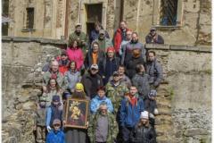 společné foto účastníků CITO