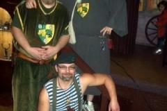 poutník Hroch , kalich 68 a mnich