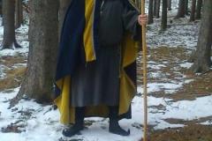 mnich pod Karlskrone