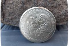 mince stříbrná