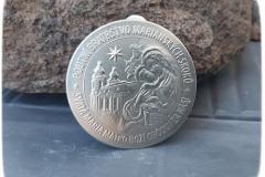 stampka stříbrná