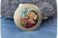 stampka zlatá - kolorované