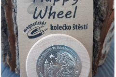 happy wheel stříbro