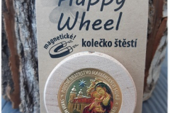 happy wheel zlato - kolorované